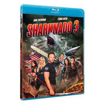 Sharknado 3 - Blu-ray