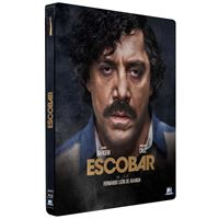 Escobar Steelbook Blu-ray