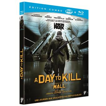 A day to kill Combo Blu-Ray + DVD