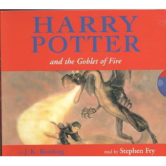 Harry Potter 4 And The Goblet Of Fire Children S Edition 17 Cds