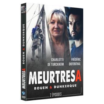 Meurtres àMeurtres à Rouen, Meurtres à Dunkerque DVD