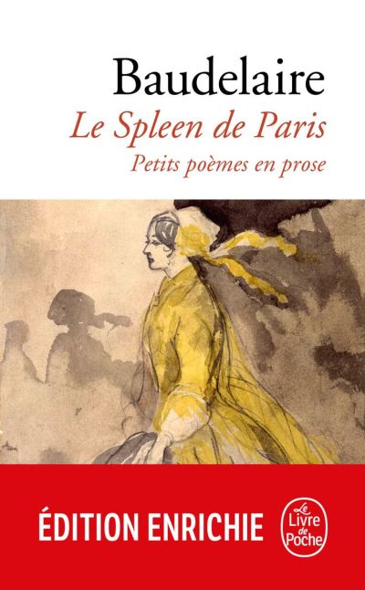 Le Spleen de Paris - Petits poèmes en prose - 9782253158950 - 3,49 €
