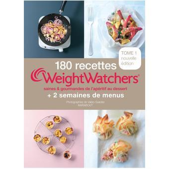 180 Recettes Weight Watchers