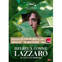 Heureux comme Lazzaro DVD