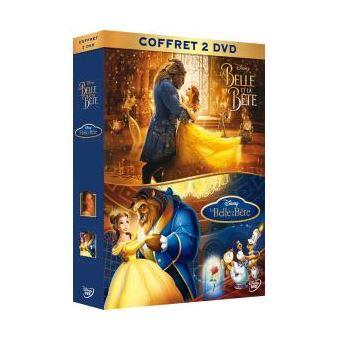 La belle et la bêteCoffret La Belle et la Bête DVD