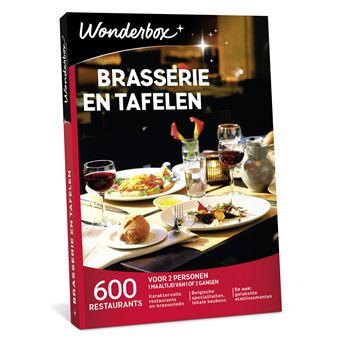 Wonderbox NL Brasserie En Tafelen