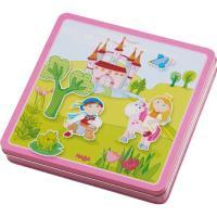 Puzzle magnétique 96p Le jardin féerique Haba