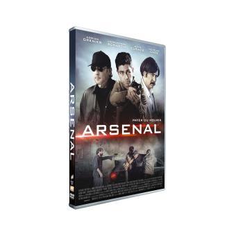 Arsenal DVD