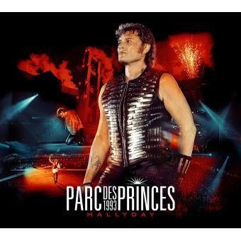 PARC DES PRINCES 1993/DIGIPACK