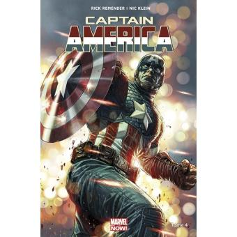 Captain America - Tome 04 : Captain america marvel now