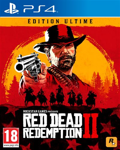 Red Dead Redemption 2 Édition Ultime PS4