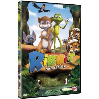Ribbit DVD