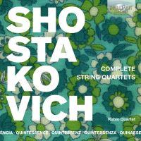Shostakovich: Complete String Quartets - 5CD