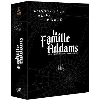 La Famille AddamsLa Famille Addams Saisons 1 à 3 Coffret DVD