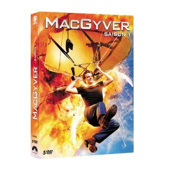 Mac GyverMacGyver Saison 1 DVD