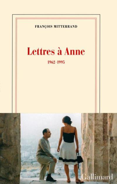 Lettres à Anne (1962-1995) - 9782072680267 - 24,99 €