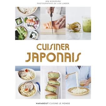 Cuisiner Japonais Broche Aya Nishimura Achat Livre Fnac