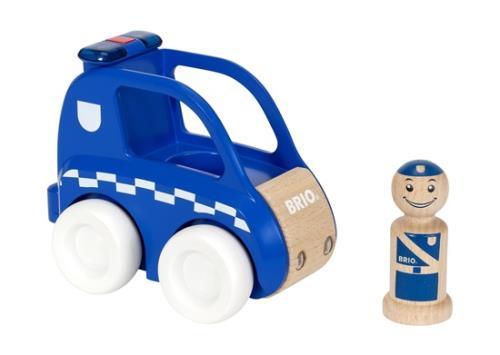 Brio My Home Town Voiture De Police Son Et Lumiere