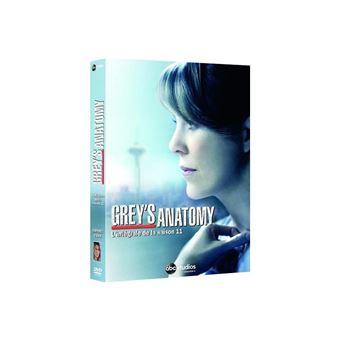 Grey's AnatomyGrey's Anatomy Saison 11 DVD