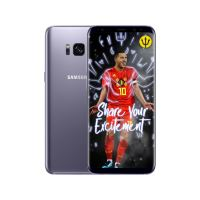 SAMSUNG GALAXY S8+ VIOLET + RED DEVILS SMART COVER