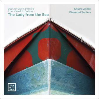 Lady from The Sea Duos pour violon et violoncelle