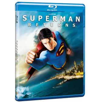 Superman Returns Blu-ray
