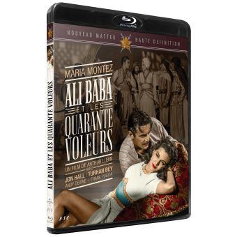 Ali Baba et les Quarante Voleurs Blu-ray