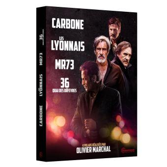 Olivier marchal/carbone/lyonnais/mr73/quai des orfevres