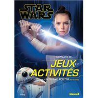 Disney Star Wars - Mon livre de jeux et activités + un grand poster