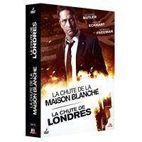 La chute de Londres - La chute de la Maison Blanche Bipack DVD