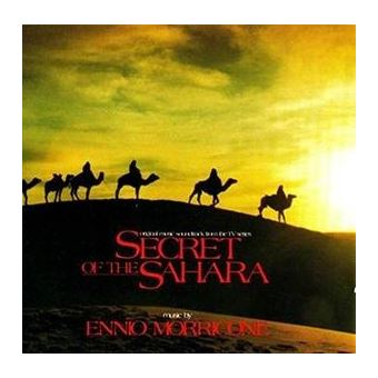 SECRET OF THE SAHARA/LP