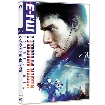 Mission : Impossible  Les FilmsMission : Impossible III DVD
