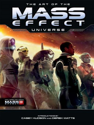 The Art of The Mass Effect Universe - 9781621151586 - 18,87 €
