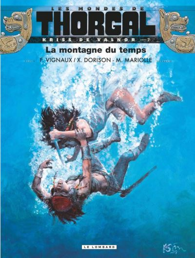 Kriss de Valnor - Tome 7 - La montagne du temps - 9782803655564 - 5,99 €
