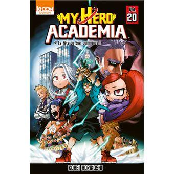 My Hero AcademiaLa fête de Yuei commence !