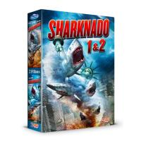 Coffret Sharknado 2 films DVD