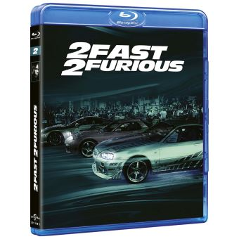 Fast and FuriousFast and Furious 2 Blu-ray