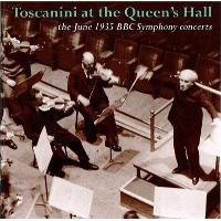 Toscanini At The Queen's
