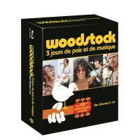 Woodstock 40th revisited Coffret Blu-ray