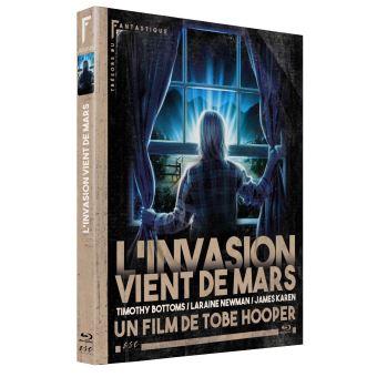 Les Trésors du fantastiqueL'Invasion vient de Mars Blu-ray