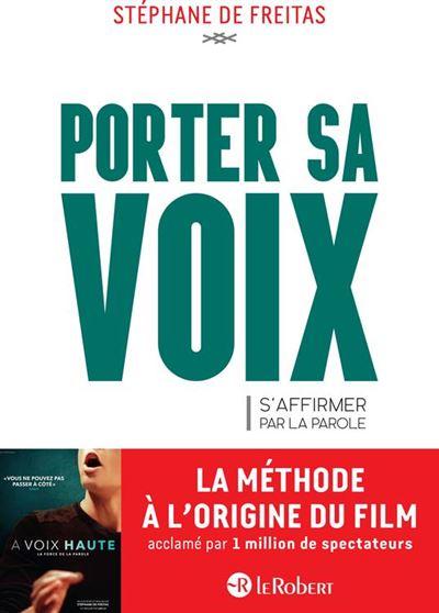 Porter sa voix - S'affirmer par la parole - ePub 3 - 9782321013037 - 15,99 €