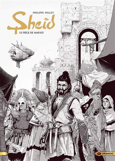 Sheid - volume 01 - noir et blanc