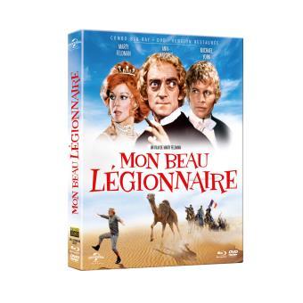 Mon beau légionnaire Combo Blu-ray DVD