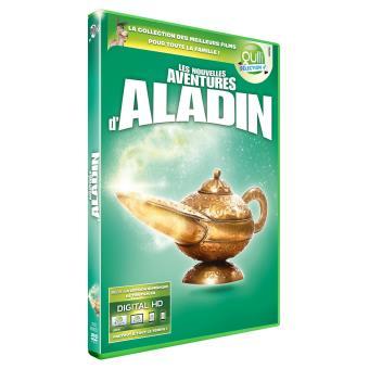Nouvelles aventures d aladin/selection gulli/dhd