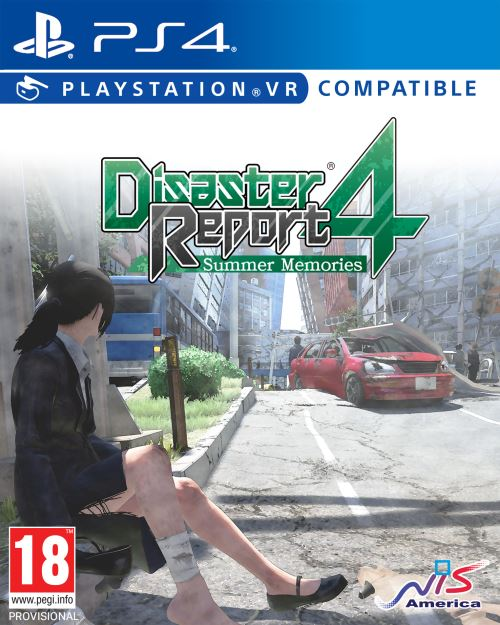 Disaster Report 4 : Summer Memories PS4 VR