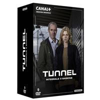 Coffret Tunnel Saison 1 à 3 DVD
