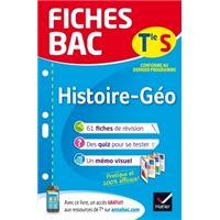 Fiches bac Histoire-Géographie Tle S