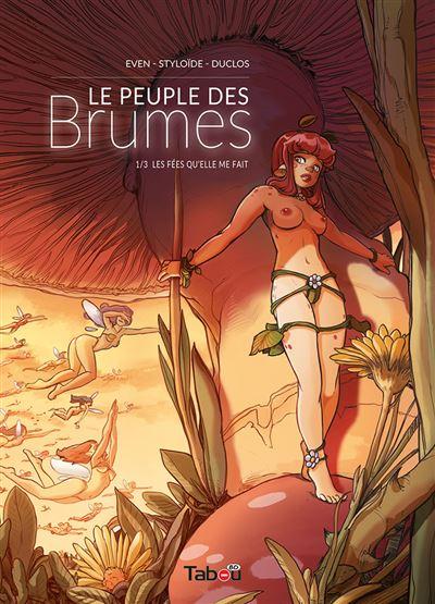 Le peuple des brumes - (tome 1)