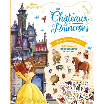 Disney PrincessesChâteaux de princesses - Bienvenue chez Belle