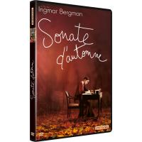 Sonate d'automne Edition Collector DVD